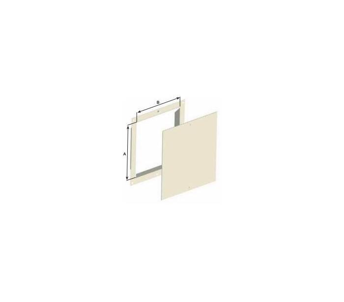 porte de ramonage ten pour po le bois comptoir du po le. Black Bedroom Furniture Sets. Home Design Ideas