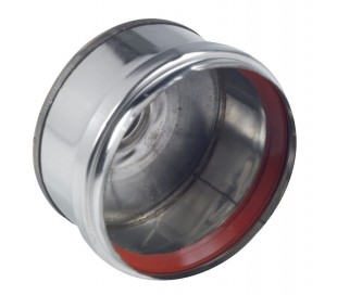 Tampon inox - Rigidten pour poêle à granulés