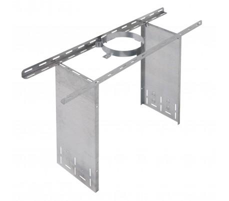 Support plancher réhaussé Opsinox - Poêle à bois