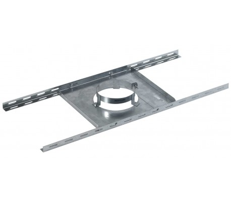 support plancher galva duoten pour po le bois comptoir du po le. Black Bedroom Furniture Sets. Home Design Ideas