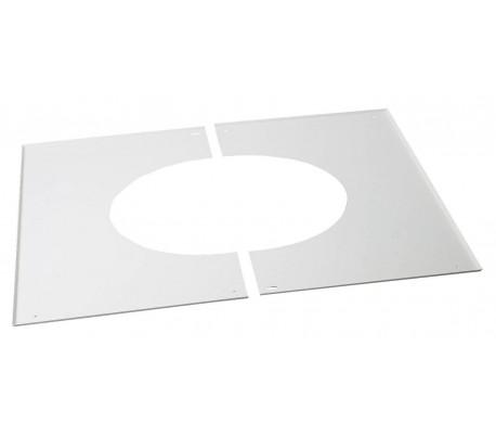 Plaque de propreté pour plaque PDSE - Poujoulat