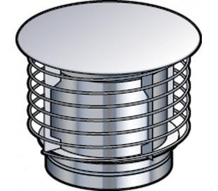 Chapeau aspirateur spiral Therminox - Poêle à granulés