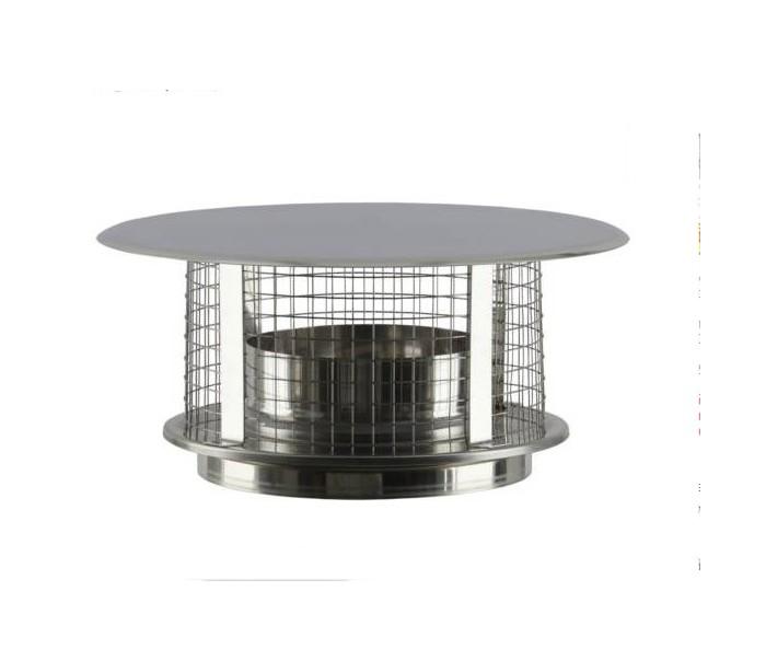chapeau anti pluie et oiseaux therminox po le bois comptoir du po le. Black Bedroom Furniture Sets. Home Design Ideas