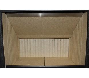 Kit vermiculite complet pour poêle Lotus série H