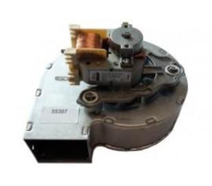 Ventilateur droit pour poêle à granulés