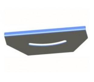 Déflecteur 014-11-100N pour poêle Ravelli