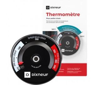 Thermomètre de conduit magnétique Dixneuf