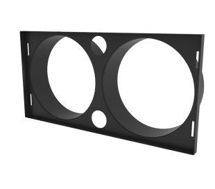 Porte-buselots pour AIRCLIPS' rectangulaires