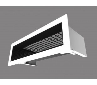 grilles de diffusion d'air chaud non raccordables AIRBOX Dixneuf