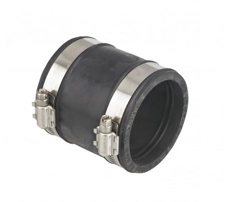 Raccord prise d'air Bioten diamètre 60 à 50 mm