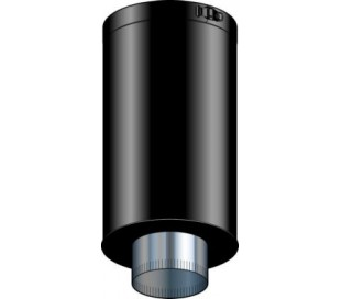 Élément droit de finition plafond Therminox - Poêle à granulés