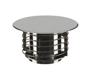 Chapeau spiral aspirateur Therminox pour poêle à bois