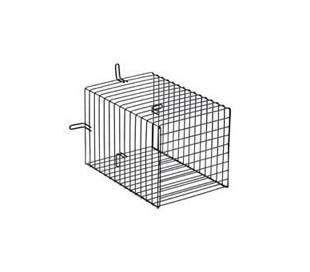 Panier de protection extérieur PGI pour poêle à granulés - Poujoulat