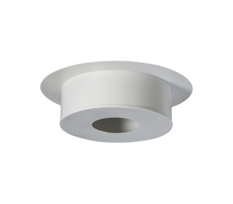 Finition plafond INOX-INOX - Poele à bois