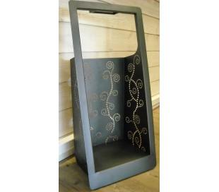 porte b ches et range b ches d 39 int rieur comptoir du po le. Black Bedroom Furniture Sets. Home Design Ideas