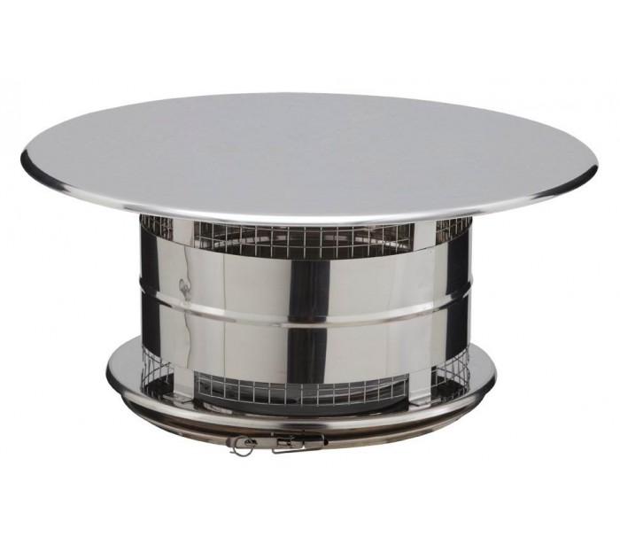 chapeau aspirateur therminox po le granul s comptoir du po le. Black Bedroom Furniture Sets. Home Design Ideas